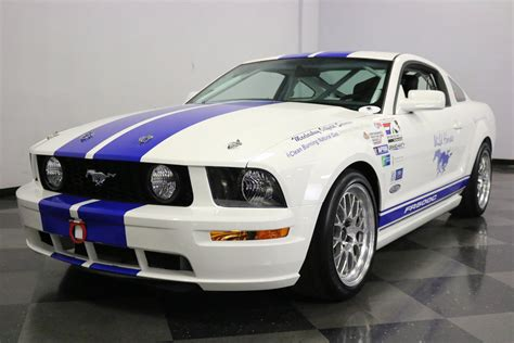 2008 Ford Mustang For Sale by 2008 Ford Mustang Gt Fr500c For Sale 84925 Mcg