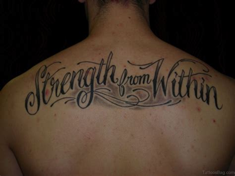 tattoo writing designs 66 cool lettering tattoos for back