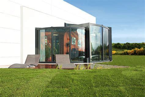 open veranda design modern outdoor glass extension veranda opensun