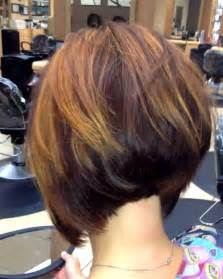 back pictures of a line bob hair cut 35 short stacked bob hairstyles short hairstyles 2016