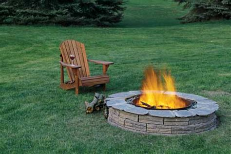Chiminea At Lowes How To Build A Fire Pit This Old House