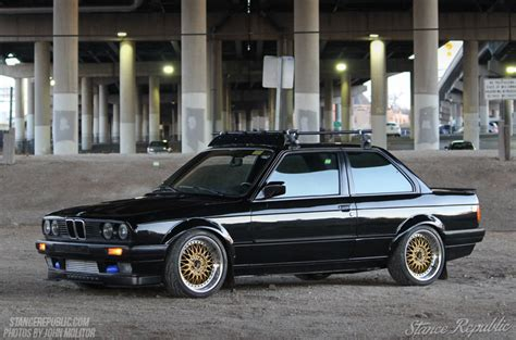 bmw e30 stanced stanced e30 gallery