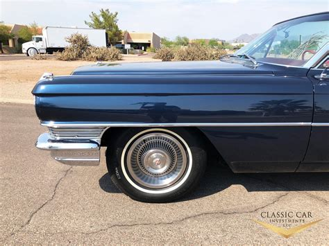 1964 Cadillac Convertible For Sale by 1964 Cadillac Convertible For Sale 98723 Mcg