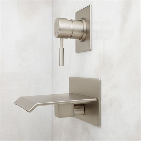 lavelle wall mount waterfall tub faucet bathroom 17 best images about master bedroom on pinterest shower
