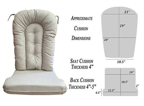 glider and ottoman replacement cushions glider rocker replacement cushions my replacement cushions