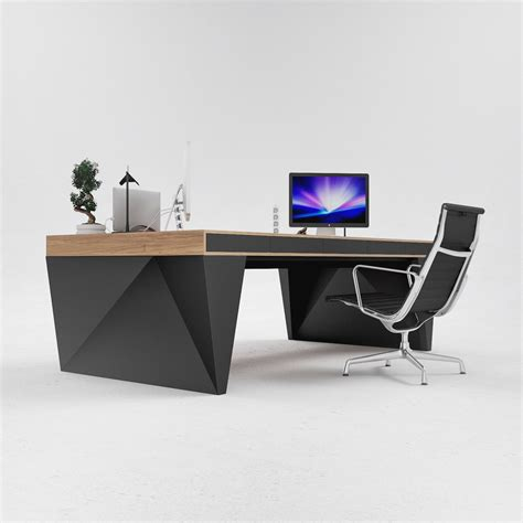 modern desk design decosee com os1 executive desk design bureau odesd2