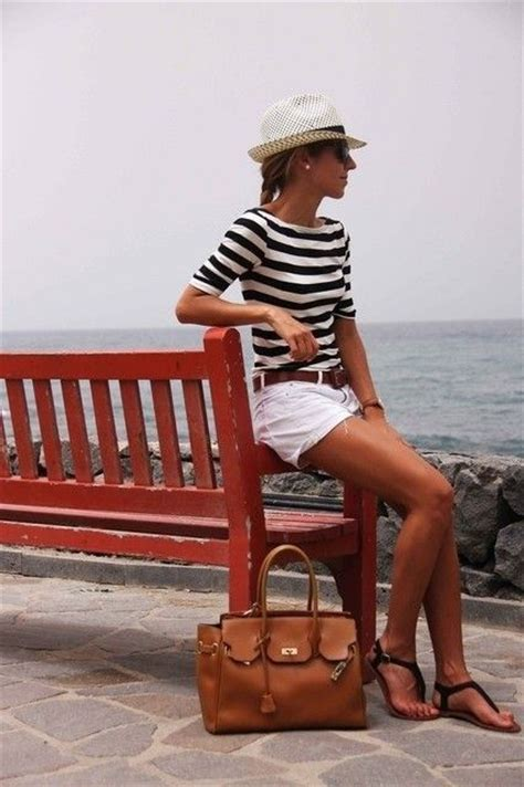 nautical style picture of nautical outfits for your vacation at the
