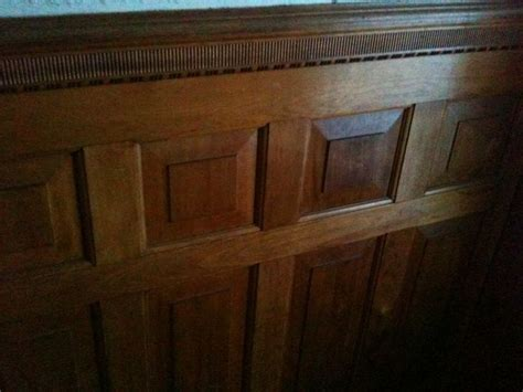 oak wainscoting 17 best images about wainscot ideas on