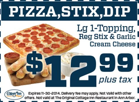 cottage inn pizza coupon codes pizza coupons deals cottage inn pizza