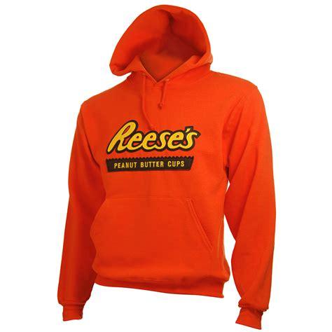 Hershey Resses reese s hooded sweatshirt small hersheys store