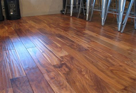 solid acacia hand scraped prefinished traditional minneapolis  unique wood floors