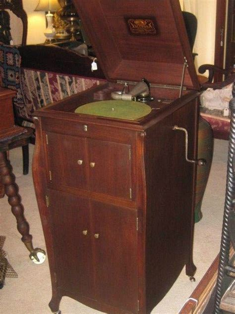 rca victrola record player cabinet value image gallery antique victrola
