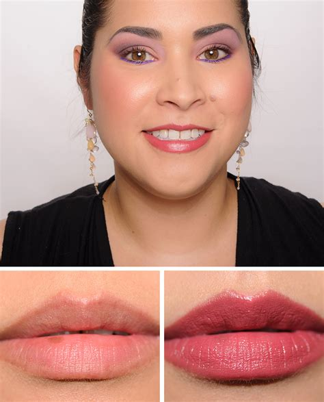 Lipstik N Y X mac x caitlyn jenner finally free lipstick review photos swatches