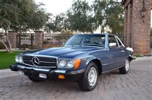380sl Mercedes European Motor Studio