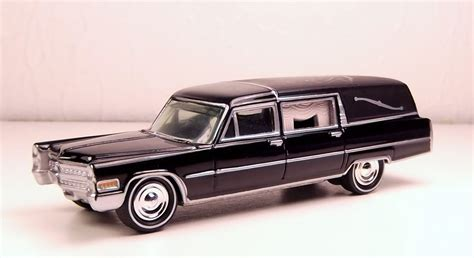 1966 Cadillac Hearse by Johnny Lightning 1966 Cadillac Hearse By Firehawk73 2012