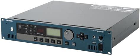 1 Unit Mixer Yamaha yamaha dme24n digital mixing unit used