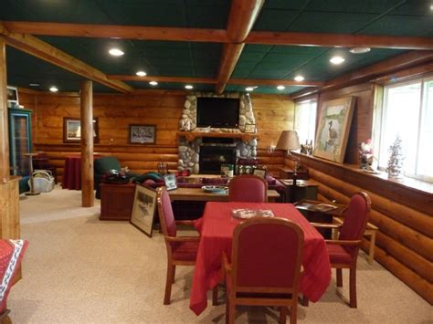 Log Cabin With Basement by Log Cabin Basement Traditional Chicago By