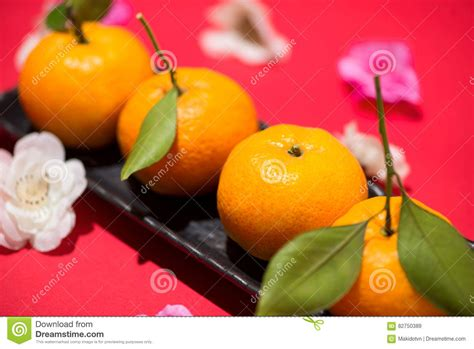 new year gift oranges new year s decoration mandarin orange on