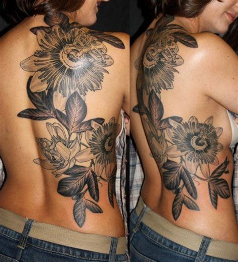 passion flower tattoo 78 best passionflower images on