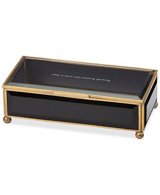kate spade new york out of the box jewelry box macy s