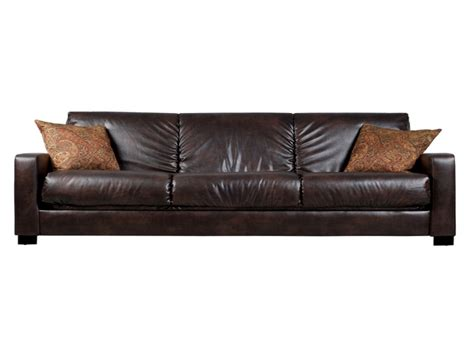 Walmart Leather Futon by Buy A Walmart Futon Sofa Bed Brown Leather Futon