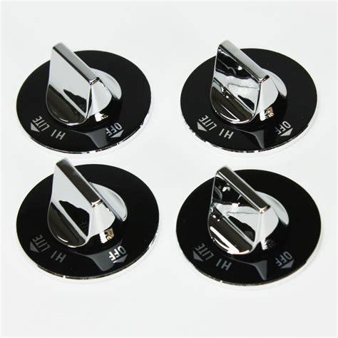Magic Chef Gas Stove Knobs by 12500062 Whirlpool Range Burner Knob Kit Ebay