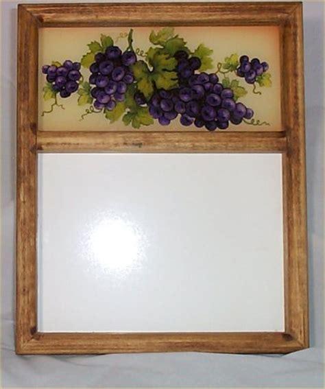 erasable memo board grape tuscan message wall decor new ebay