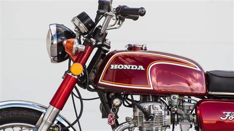 1973 honda cb 350 four f304 las vegas motorcycle 2017