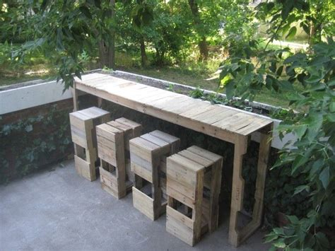 40 Creative Pallet Furniture Diy Ideas And Projects Pallet Patio Furniture Ideas