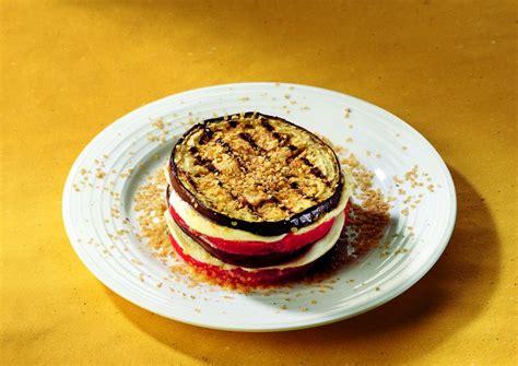 cucina parmigiana ricetta parmigiana leggera di melanzane le ricette de la