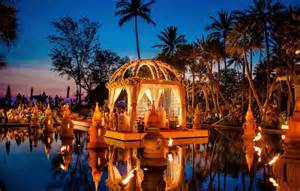 best indian wedding venues in best venues in thailand for indian destination wedding