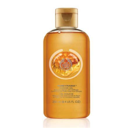 Shop Shower Gel Scrub the shop honeymania moisture range