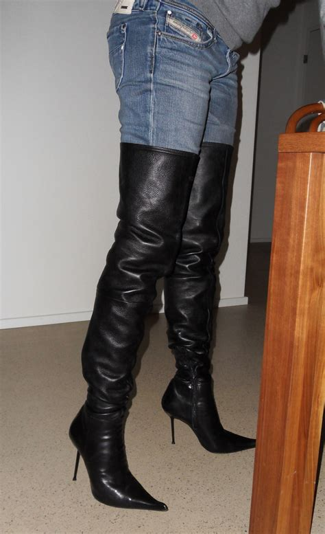 rosina home rosina in gml thigh high boots rosina s