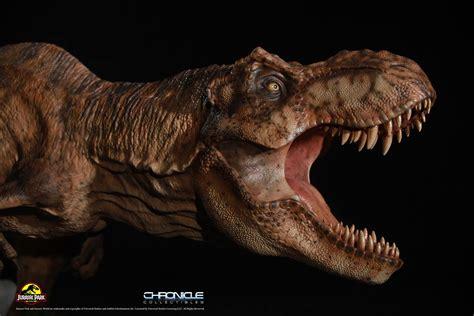 Jurassic Park Collectibles figurine t rex jurassic park par chronicle collectibles