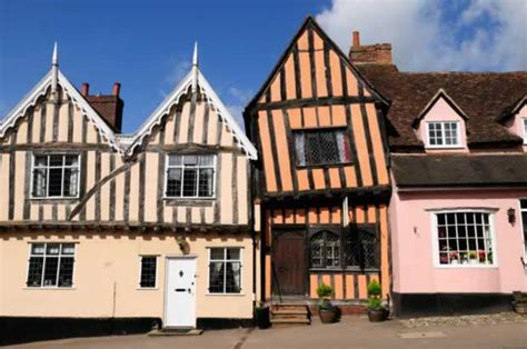 crooked house the crooked house gallery in lavenham