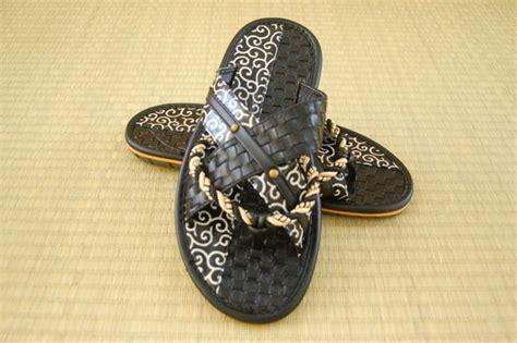 samurai sandals modern japanese samurai sandals 08 karakusa ebay