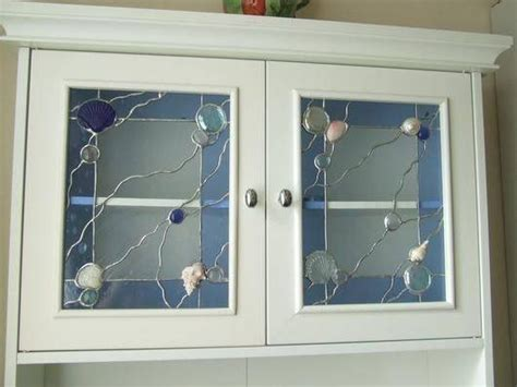 15 Ideas of Stained Glass Cabinet Door