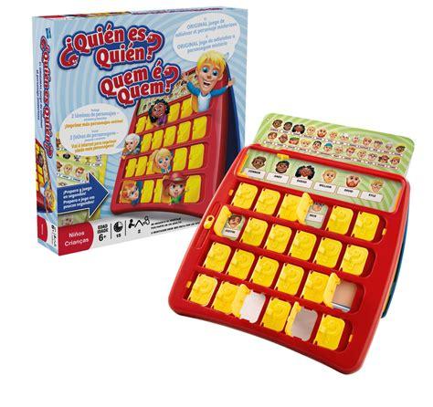 juegos de mesa tu tienda de juegos de mesa qui 233 n es qui 233 n juego de mesa hasbro 05801 1001juguetes