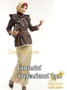 Blazer Abu Perempuan baju muslim
