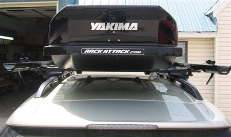 Subaru Outback Rack System by Subaru Outback Wagon Rack Installation Photos
