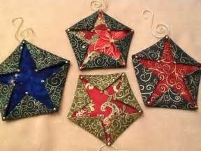 best 25 fabric christmas ornaments ideas on pinterest