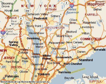 map of westchester ny map of orange county ny