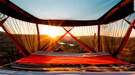 Just Two Fabulous Places To Sleep by Best Places In Africa To Sleep Beneath The Cnn