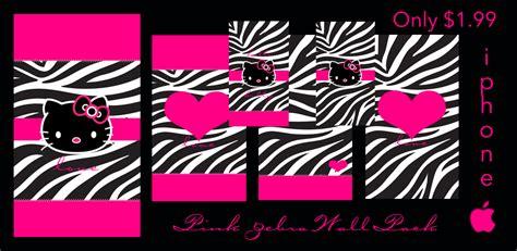 hello kitty zebra wallpaper pink hello kitty wallpaper zebra www pixshark com