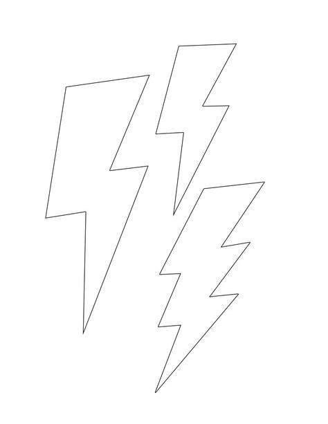 Best 25 Lightning Bolt Tattoo Ideas On Pinterest Minimal Tattoo Tattoo Simple And Flash Lightning Bolt Template