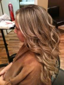 foil highlights for brown hair full foil from brown to blonde and style by whitney renee
