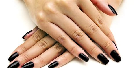 nail color for executive women 7 new dark nail colors to try this fall huffpost