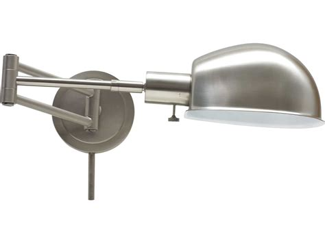 house of troy swing arm l house of troy addison swing arm light ad425