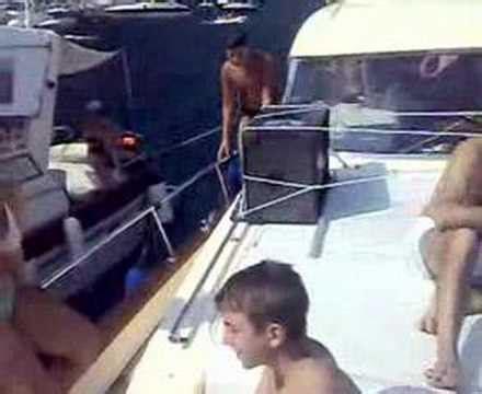 gino candela gino candela concerto in barca