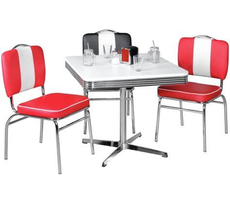 American Diner Tisch